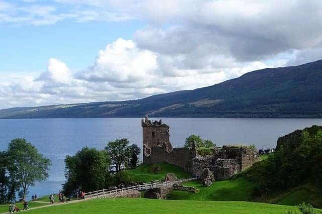 Loch Ness. (Via Pixabay)