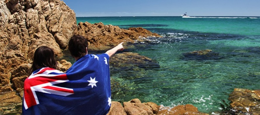 how to get permanent residency in australia from uk