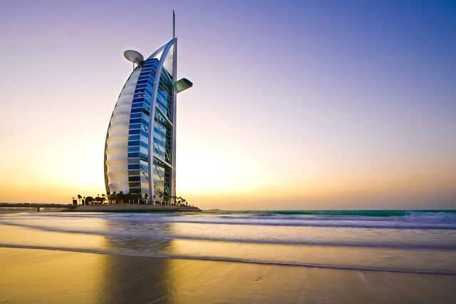 The Burj Al Arab (Pixabay)