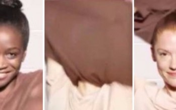 Dove cops a flacking for turning black women white in racist ad campaign