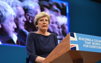 Theresa May's speech proves she has learnt nothing from her disastrous election