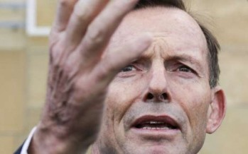 Tony Abbott's London speech is another salvo in the interminable climate policy war
