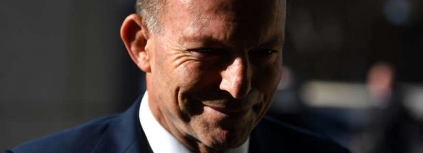 Government's energy plan still under wraps while Abbott shouts his from afar