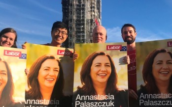 Queenslanders in London urged to vote this week in state election