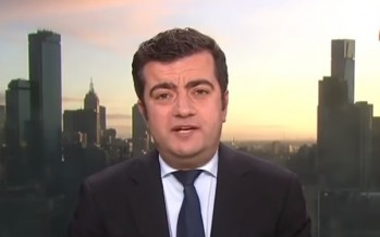 "Shocking racist ambush on Senator Dastyari, ""sickening face of white nationalism"" [WATCH]"