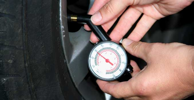 Finding the best tyre pressure monitoring system