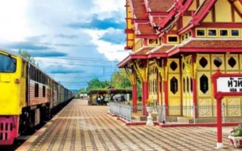 The world's great train stations can be a quirky traveller's delight