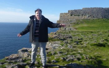 Aran Islands – off the traveller's beaten track and up a slippery slope