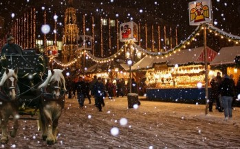 The five best traditional Christmas markets in Europe