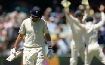 Ashes hopes fading for England amid talk of series whitewash