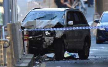 Melbourne attack: media and twits pull the terrorism trigger
