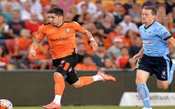 Sydney FC just keep on rolling in A-League