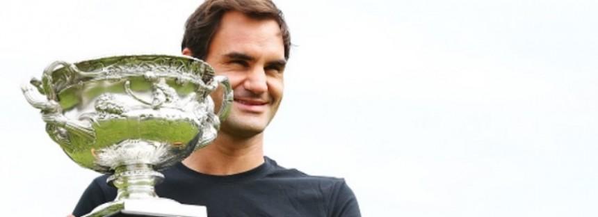 Roger Federer and the Australian Open deliver again