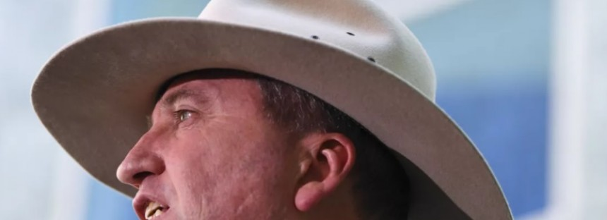 Barnaby Joyce fires broadside at Malcolm Turnbull, as Coalition crisis deepens
