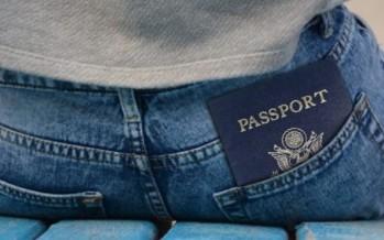 Expired passport, valid UK visa?
