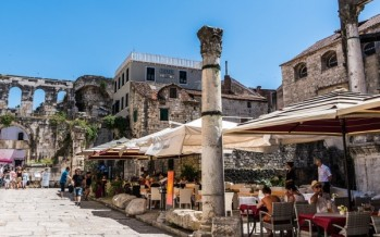 Ever considered going to Split in Croatia? You should