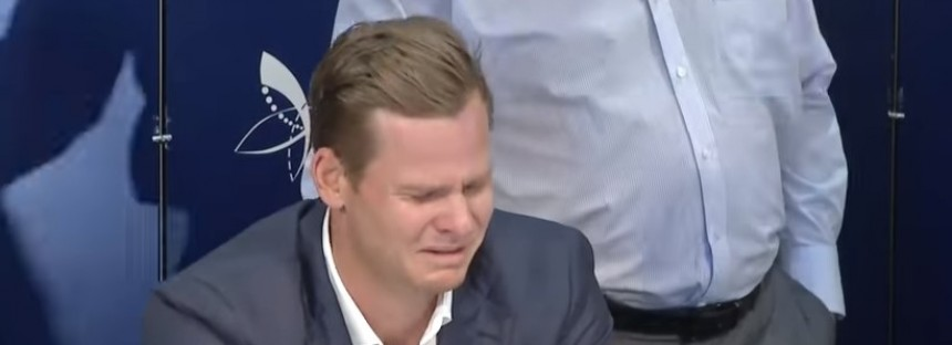 "Distraught and sorry Steve Smith speaks out over scandal: ""I know I'll regret this for the rest of my life"" [FULL VIDEO]"