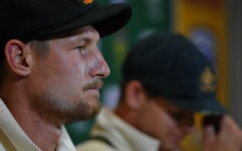 Ball tampering furore: Did Australia cheat their way to an Ashes win too? [VIDEO]