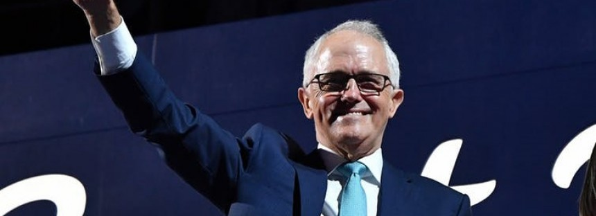 After 30 Newspoll losses, Malcolm Turnbull is down, but certainly not out