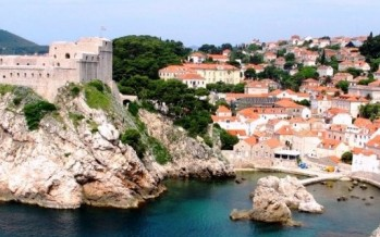 Soaking up the history in a walk around Dubrovnik
