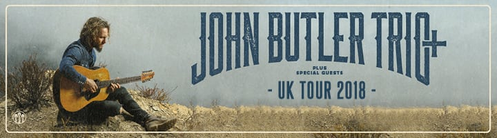 John Butler Trio UK tour