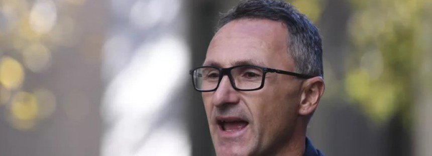 Don't give anyone a tax cut: Greens
