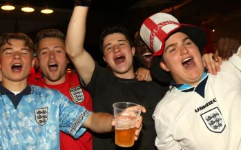 Why do people suddenly 'get into' football during the World Cup?