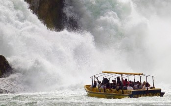 The power of Rhine Falls and medieval delights of Stein am Rhein