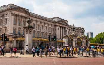 Buckingham Palace is getting a makeover [VIDEO]