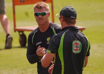 Photo by Naparazzi / CC BY-SA 2.0  Caption: Batsman David Warner is well and truly back in the frame for Australia.
