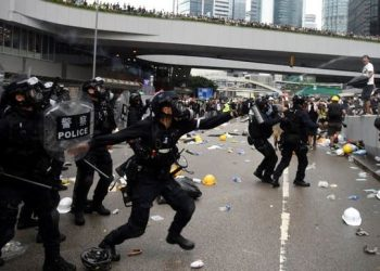 Hong Kong demonstrations
