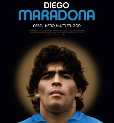 Maradona film poster