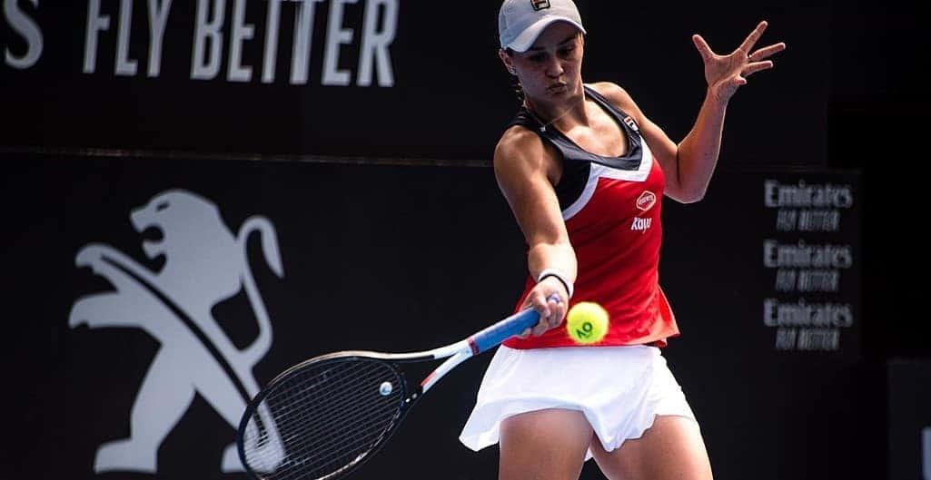 Ashleigh Barty - tennis