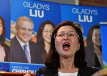 China - Gladys Liu - MP