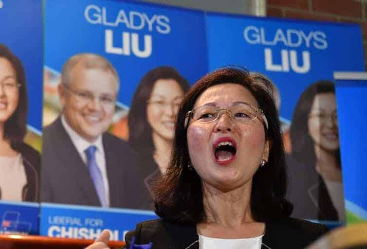 China - Gladys Liu - MP