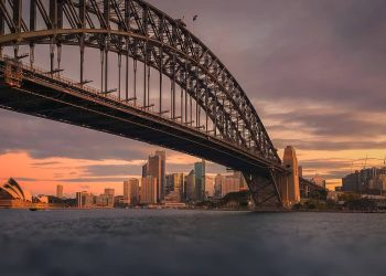 Sydney, Australia. (Image by Walkerssk from Pixabay)