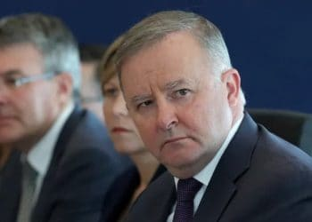 'These Australians deserve a greater sense of security', Albanese said. Richard Wainwright/AAP/The Conversation