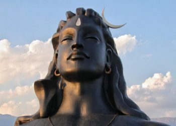 Shiva. (Image by adiyogi from Pixabay)