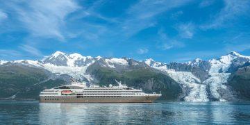 Ponant Luxury Cruise. Image supplied