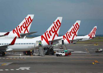 Virgin Australia. Image by AdobeStock