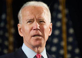 Third time's the charm for Joe Biden