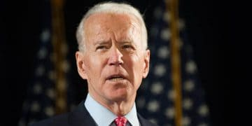 Third time's the charm for Joe Biden