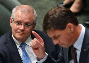 Morrison government's gas plan