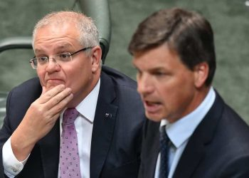Morrison government fails to fic climate policy problem