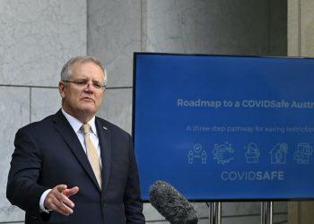 Australia starts to re-open