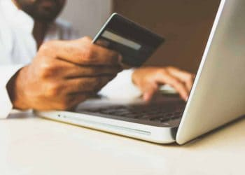 Splurging on online shopping