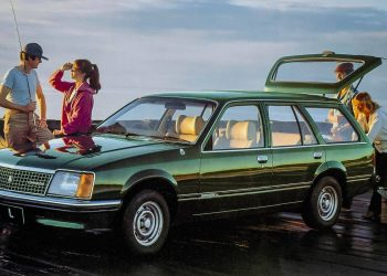 Holden come back from the dead story - vintage Commodore