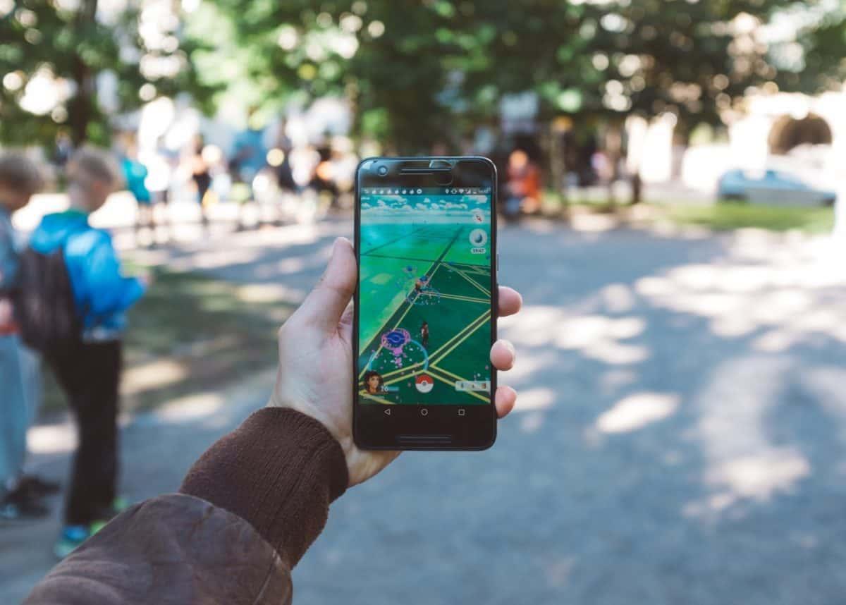 Pokémon Go wants to make 3D scans
