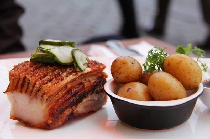 Roast Pork with Crackling Recipe