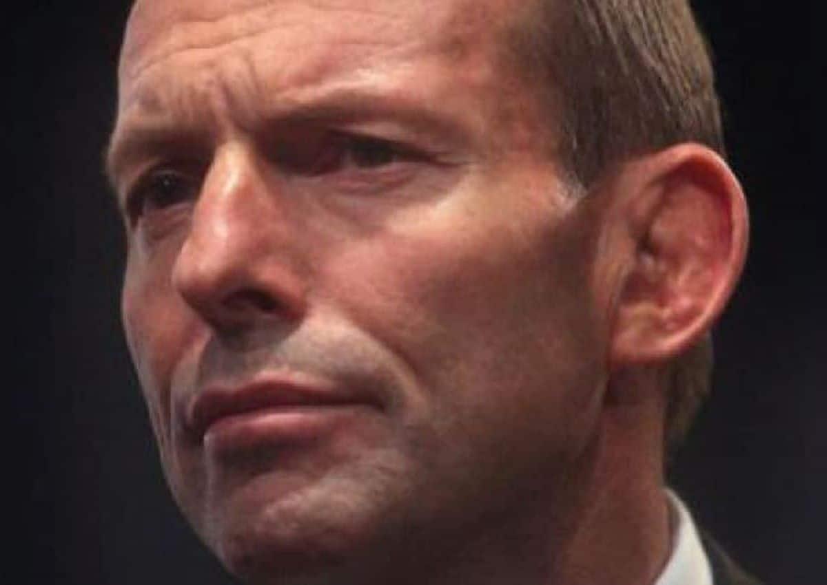 Tony Abbott, Order of Australia